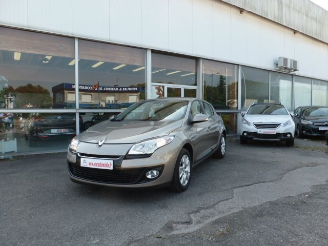 Renault Megane Iii 1 5 Dci110 Fap Expression Eco D Occasion