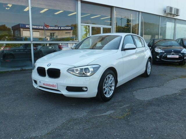 Bmw SERIE 1 (F21/F20) 116D 116CH EFFICIENTDYNAMICS EDITION LOUNGE 5P Diesel ALPINWEISS Occasion à vendre